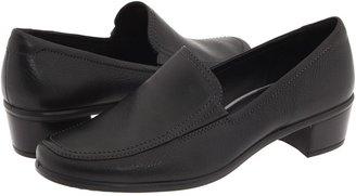 Ecco Pearl Slip On (Black) - Footwear