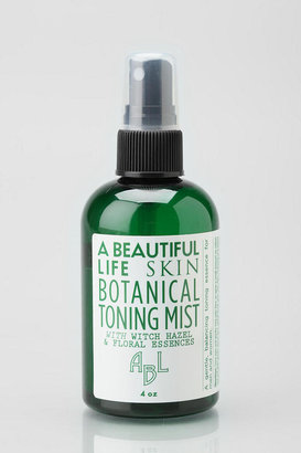 Urban Outfitters A Beautiful Life Botanical Toning Mist