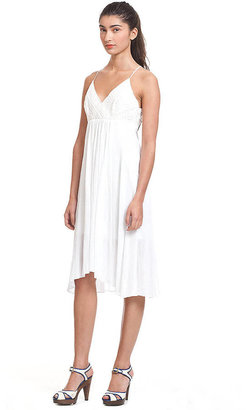 Plenty by Tracy Reese Sleeveless Embroidered Dress