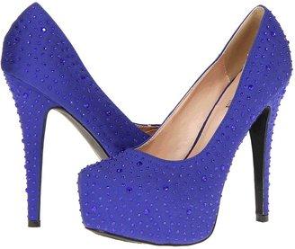 Coloriffics Baylee (Blue) - Footwear