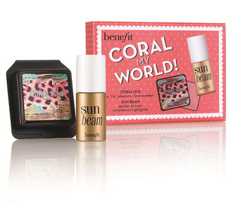 Benefit Coral My World! Makeup Set - Online Only
