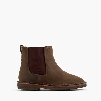 Kids' oiled-suede Chelsea boots $110 thestylecure.com