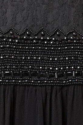 Anthropologie Beaded Charon Dress