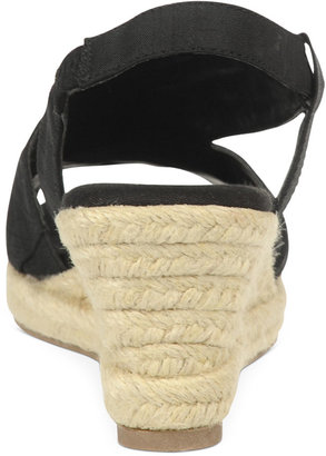 Naturalizer Banna Wedge Sandals