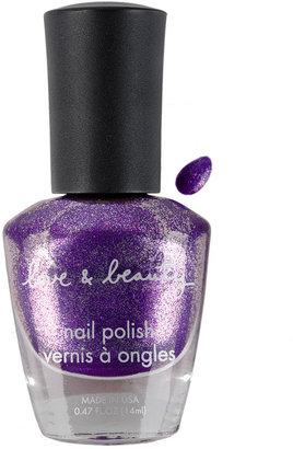 Forever 21 Metallic Violet Nail Polish