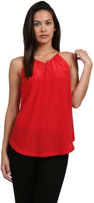 Patterson J. Kincaid Reva Tank in Red