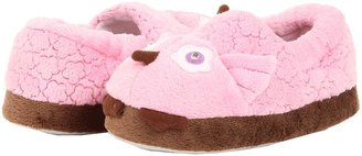 Stride Rite Lighted Owl Slipper (Toddler/Little Kid) (Pink) - Footwear