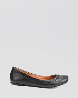 Lucky Brand Ballet Flats - Santana Square Toe