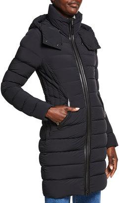 Mackage Farren Detachable-Hood Lightweight Down Coat