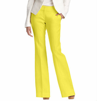 LOFT Marisa Trouser Leg Pants in Linen
