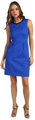 Kate Spade Arie Dress (Royal Blue/Black) - Apparel
