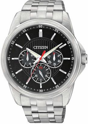 Citizen Men's Stainless Steel Bracelet Watch 42mm AG8340-58E $129.99 thestylecure.com