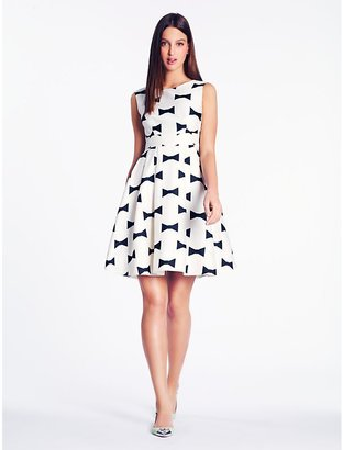 Kate Spade Bow tie marilyn dress
