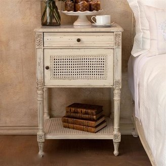Eloquence Giverny Nightstand- Old Cream