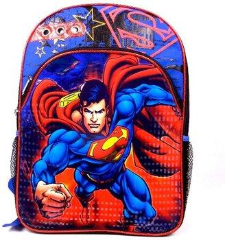 Justice Superman backpack - kids