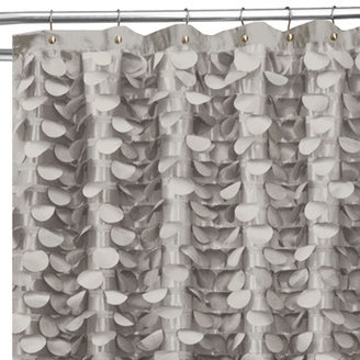 Bed Bath & Beyond Gigi 72-Inch x 72-Inch Shower Curtain - Grey
