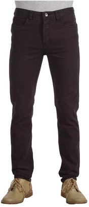 Obey Juvee Slim Work Pant (Black) - Apparel