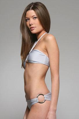 Nina Swim Dolly Bikini in Silver