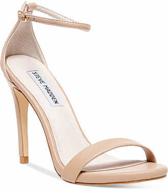 Steve Madden Women's Stecy Two-Piece Sandals $79.98 thestylecure.com