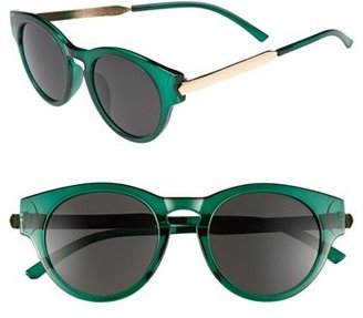 A. J. Morgan A.J. Morgan 48mm Retro Sunglasses