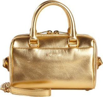 Saint Laurent Toy Duffel with Chain Strap