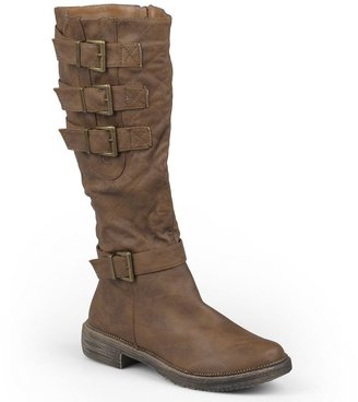 Journee Collection harvey tall boots - women
