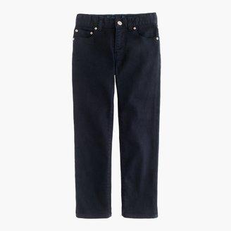 J.Crew Boys' slim jean in garment-dyed