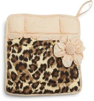 Sur La Table Pink Leopard Vintage-Inspired Potholder