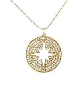 Sydney Evan Diamond Starburst Pendant