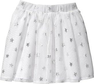 T&G Foil-Star Tulle Skirts for Baby