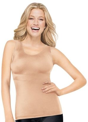 Spanx Assets red hot label by silhouette serums tank - 1145