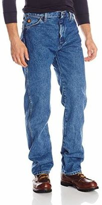 Wrangler Men's Original Fit Flame Resistant Jean