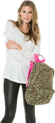 Madden-Girl Leopard Backpack