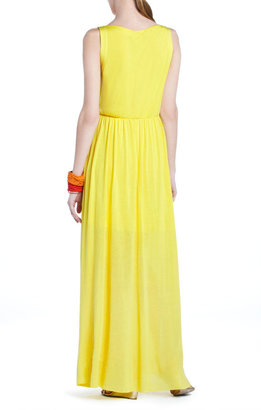 BCBGMAXAZRIA Pernilla Sleeveless Maxi Dress