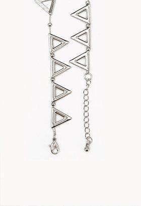 Forever 21 Sunburst Necklace