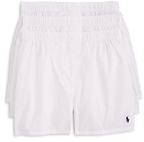 Polo Ralph Lauren Boxers, Pack of 3