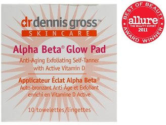 Dr. Dennis Gross Skincare Alpha Beta Glow Pad 10 Pack (N/A) - Beauty