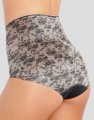 Berlei Silhouette Chantilly Print Tummy Control Brief