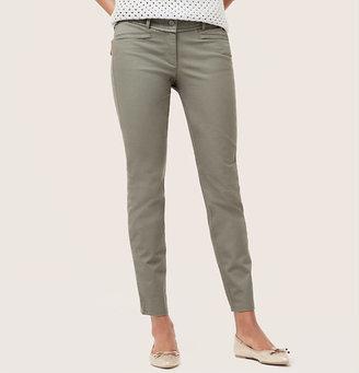 LOFT Tall Tailored Twill Skinny Pants in Julie Fit