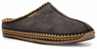 Deer Stags Slipperooz Wherever Fleece Scuff Slipper