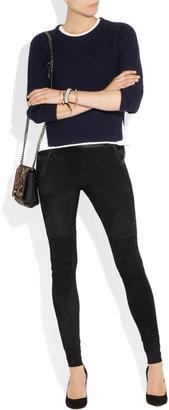Etoile Isabel Marant Base ribbed-knit wool sweater