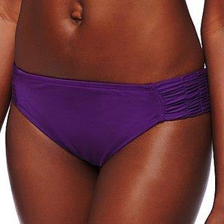 JCPenney Bisou Bisou® Inked Floral Twist-Front Bra Swim Top or Hipster Bottoms