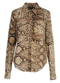 Just Cavalli Long sleeve shirts