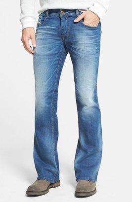 Men's Diesel Zathan Bootcut Jeans $198 thestylecure.com