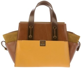 DSquared Dsquared2 two-tone tote