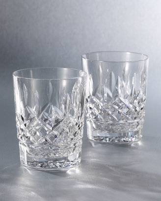 Waterford Crystal Lismore Double Old-Fashioned