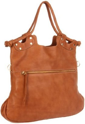 Pietro Alessandro Women's Fold Over Shopper Tote