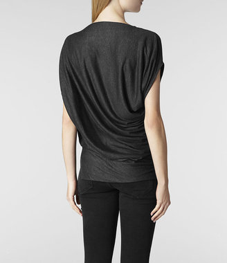 AllSaints Pia Jersey Top