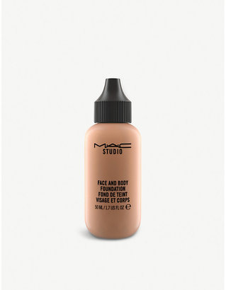 M·A·C Mac Long Wearing Face and Body Foundation