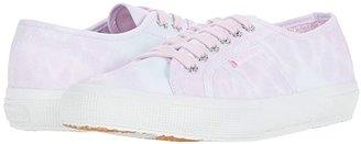 Superga 2750 FANTASY COTU (Violet Tie-Dye) Women's Lace up casual Shoes